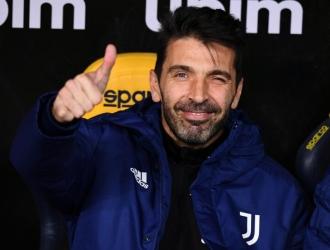 El portero italiano Gianluigi Buffon/Foto cortesía