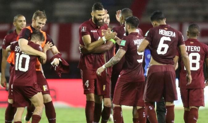 Venezuela enfrentará a Colombia con los jugadores de