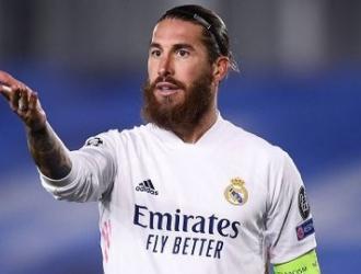 Ramos ganó múltiples trofeos con el Madrid