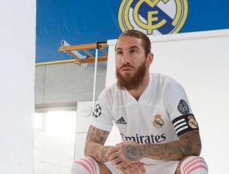 Ramos mostró agradecimiento al club, a la afición madridista y todos los empleados que le han acom