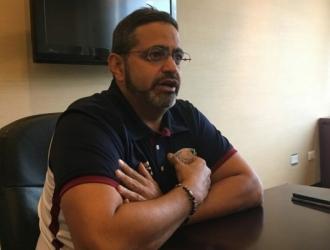 El Presidente de la Superliga conversó con Se Habla Deportes   Archivo