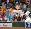 Astroboy es ídolo indiscutible en Houston   AP