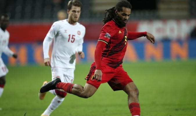 El error del belga permitió el segundo gol más rápido de la historia de la Euro / Foto cortesía