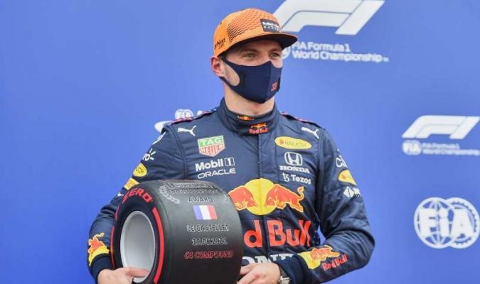 El holandés es el líder de la competición / Foto cortesía