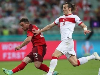 Suiza ganó y debe esperar para ver sus opciones de clasificación / Foto cortesía