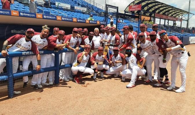 El Team Venezuela busca su boleto  Prensa Fevebeisbol