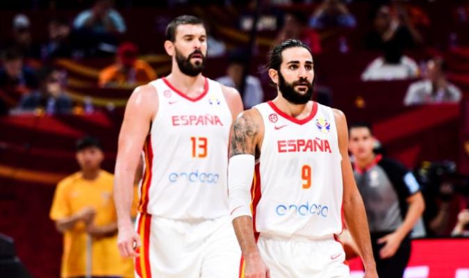 España partirá a Las Vegas (EEUU) para medirse con la selección estadounidense en su último part