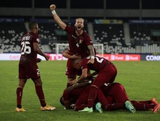 a Vinotinto no ganó ningún partido en el Grupo B con solo dos goles a favor, pero aún queda mucho