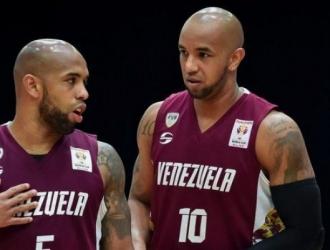Venezuela tuvo un buen partido pero Lituania sacó su experiencia y nivel / Foto cortesía