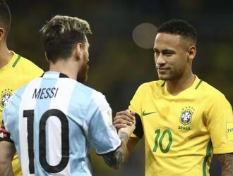 Los excompañeros se verán las caras en la final de la Copa América / Foto cortesía