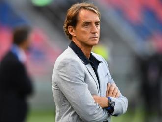 Wembley será el lugar donde Mancini puede llevar a Italia a la gloria europea / Foto cortesía