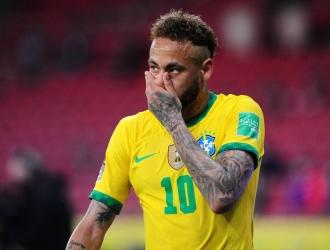 Brasil demostró que dependen totalmente de lo que pueda hacer el exjugador de Barcelona / Foto cort