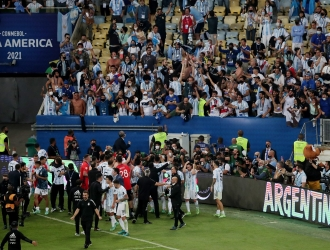 Argentina se título campeón de América