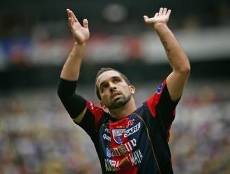 El delantero vuelve al fútbol internacional / Foto cortesía