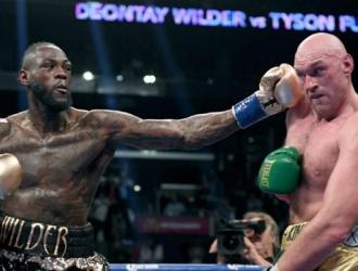 Tyson Fury dio positivo en COVID-19 por lo que tendrá que aislarse hasta recuperarse