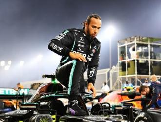 Hamilton cubrió la pista en un minuto, 26 segundos y 134 milésimas / Foto cortesía