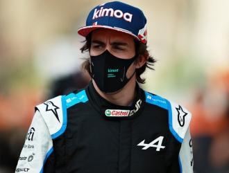 Alonso partirá en la séptima colocación