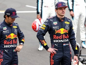 El holandés arrancará mañana como primero en el GP de Bretaña