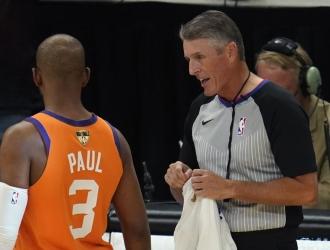 Ya tiene 36 años y más de una década en la NBA  AP