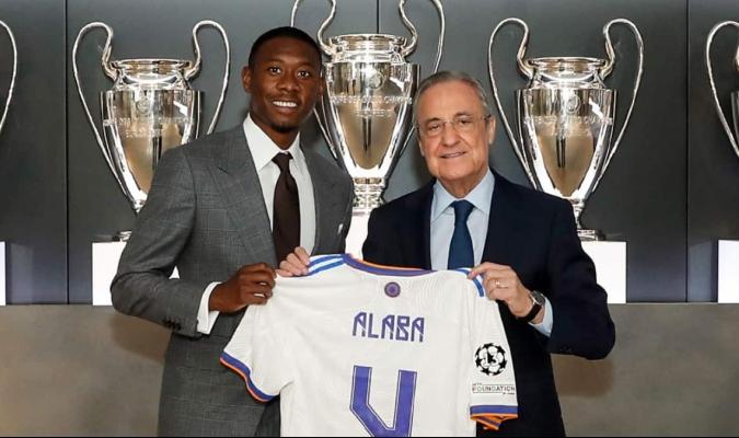 Alaba será un refuerzo polivalente para Carlo Ancelotti / foto cortesía