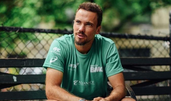 El tenista brasileño Bruno Soares/Foto cortesía