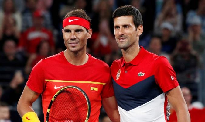 Las mayores estrellas del tenis/Foto cortesía