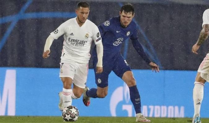 Hazard podría volver al Chelsea este verano