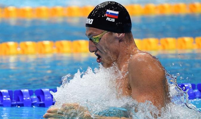 El nadador es una baja sensible para la representación rusa | Getty Images