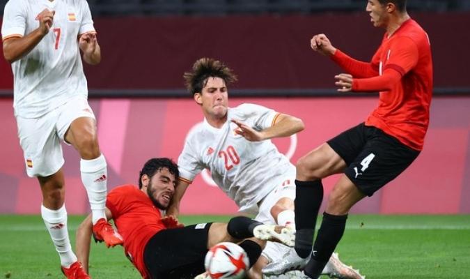 España no logró pasar del empate contra Egipto / foto cortesía