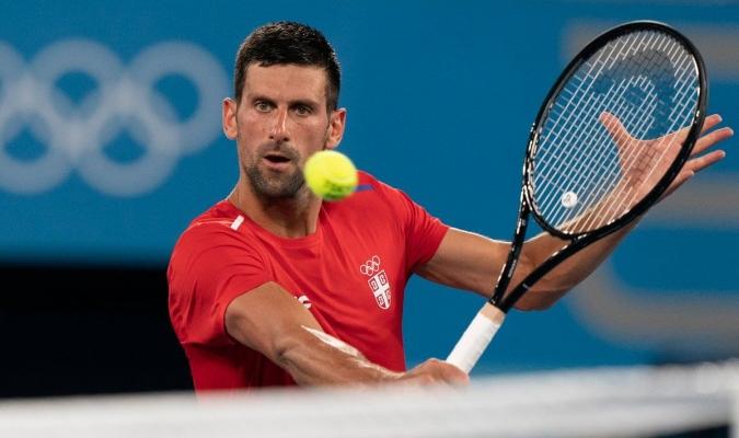 Djokovic recordó su paso por Japón en el Torneo de Tokio de 2019, donde jugó en las mismas pistas