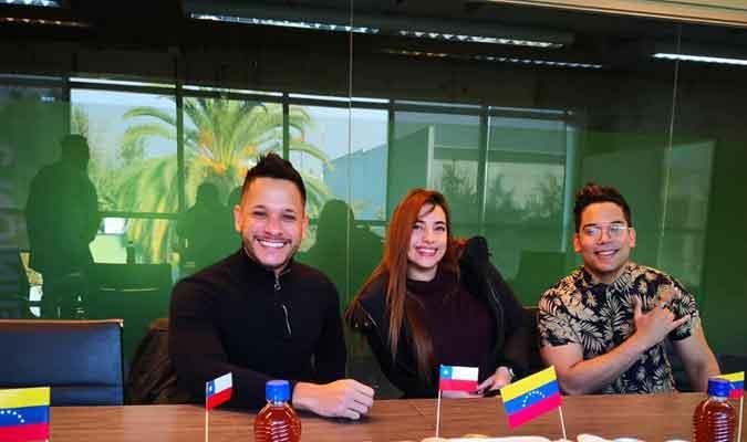 Se espera que Hernández esté de visita en Venezuela a finales de año,