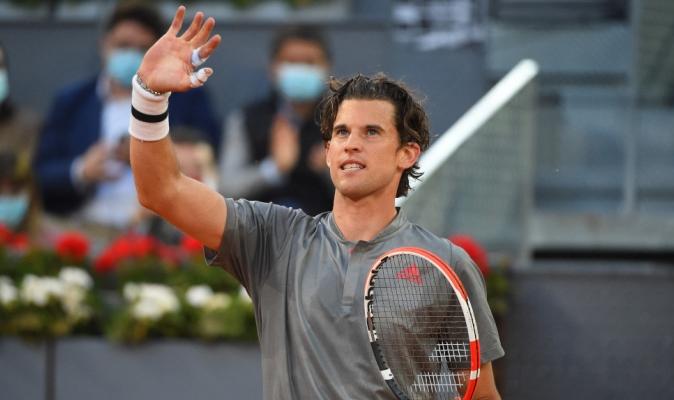 El tenista reconoció la importancia del club merengue / Foto cortesía