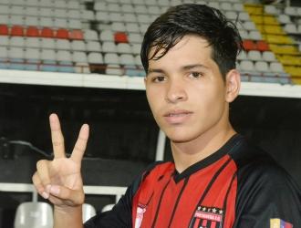 El delantero tiene 18 años  Prensa Portuguesa FC