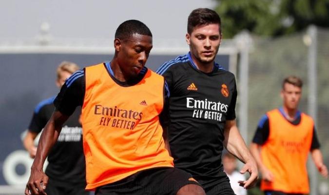 Real Madrid completó el entrenamiento matinal/Foto cortesía