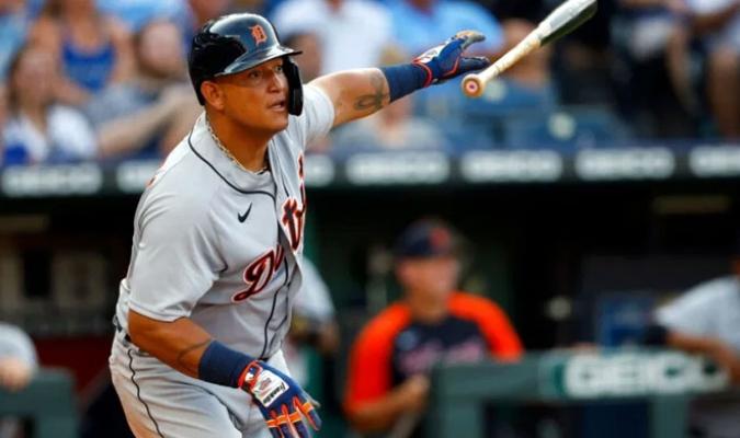 Cabrera cosecha 2.933 hits