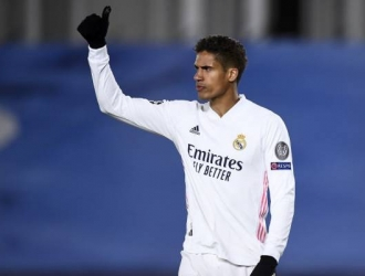 Varane se despide del Madrid después de 10 años