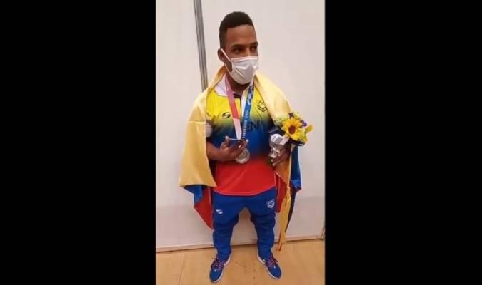El criollo consiguió la primera medalla para Venezuela en Tokio
