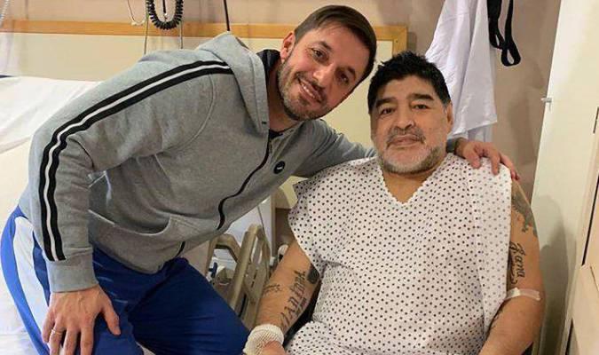 Matías Morla era abogado y gran amigo de Maradona
