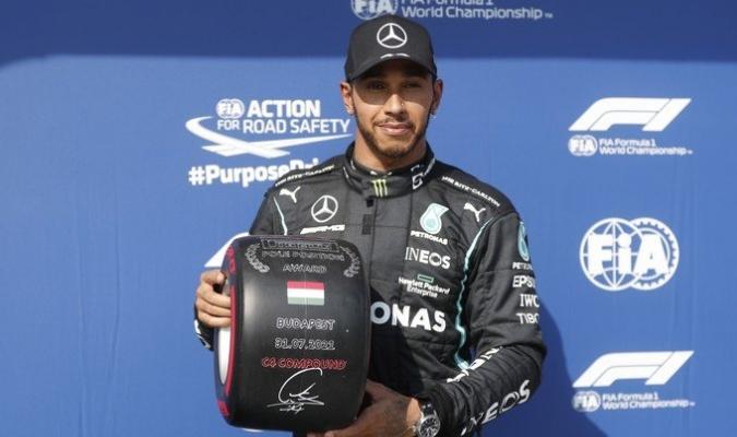Hamilton ubuscará acercarse en la tabla del campeonato / Foto cortesía