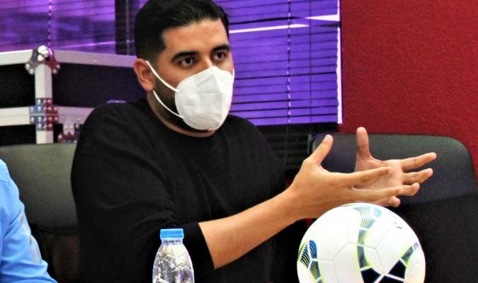 El dirigente ha trabajado en la organización del torneo| Prensa FVF
