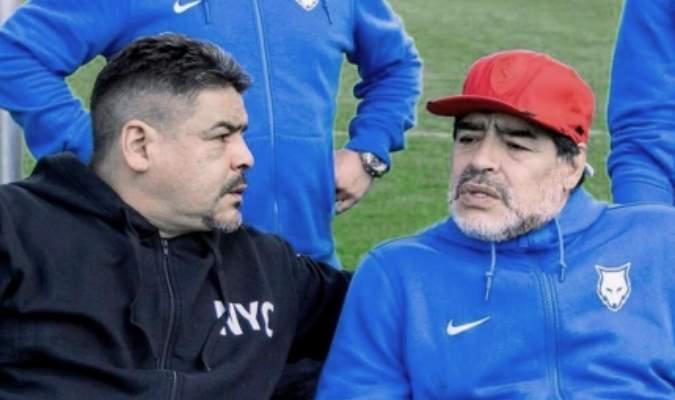 Maradona será el cabeza de la lista