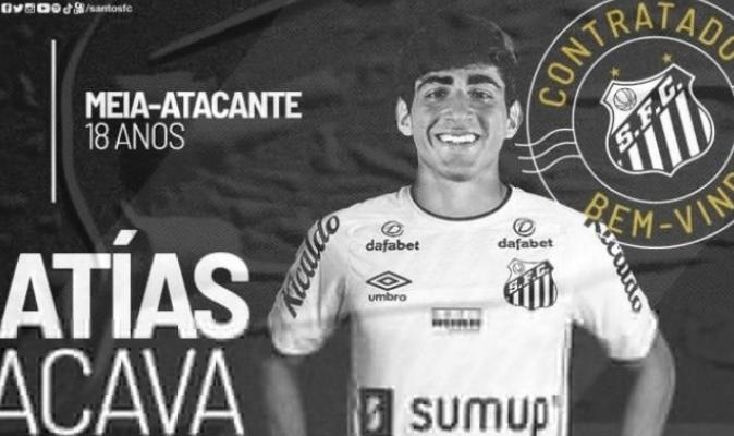 El juvenil tiene talento  @SantosFC