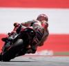 Márquez se prepara para el Gran Premio de Austria del domingo