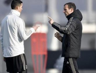 Massimiliano Allegri, técnico del Juventus Turín/Foto cortesía