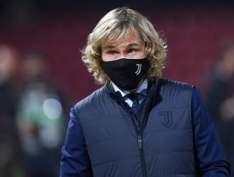 El checo Pavel Nedved, vicepresidente del Juventus/Foto cortesía