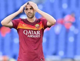 Mayoral juega en el Roma desde el año pasado en calidad de cedido procedente del Real Madrid
