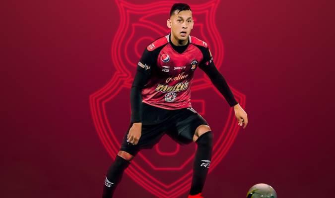 Contreras estará en calidad de cedido hasta diciembre 2022