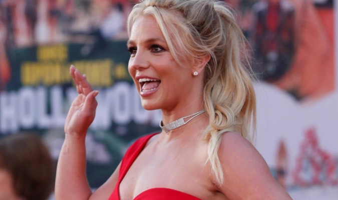 Britney Spears ha anunciado su compromiso matrimonial con Sam Asghari/Foto cortesía