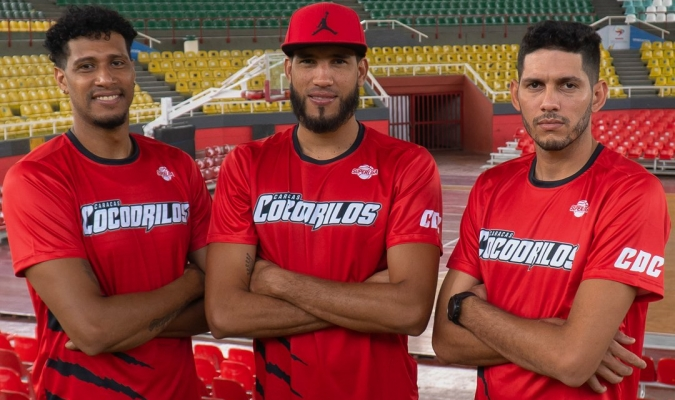 Cocodrilos de Caracas se sigue reforzando de cara a la venidera temporada de la Superliga de Balonce