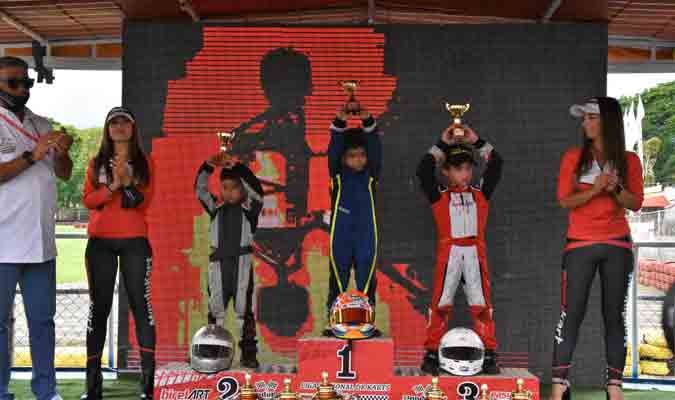 La cuarta y última válida de karting, está prevista para el 17 y 18 de septiembre en el Kartódro